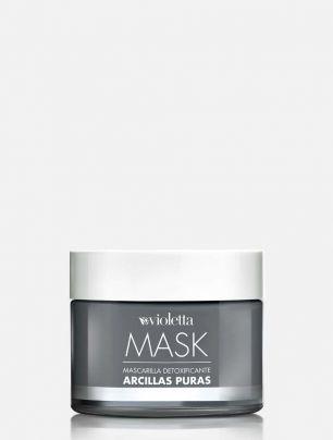 Mascarilla Detoxificante Arcillas Puras Mask