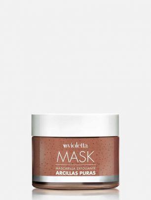 Mascarilla Exfoliante Arcillas Puras Mask