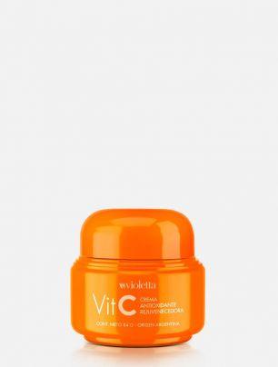 Crema Antioxidante y Rejuvenecedora Vit C
