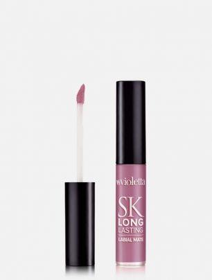 Labial Mate Silk Kiss Long Lasting