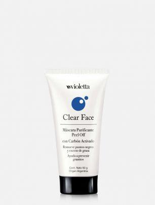 Mascarilla Peel Off Clear Face