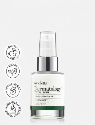 Crema de noche Regeneradora Dermatology Total Skin