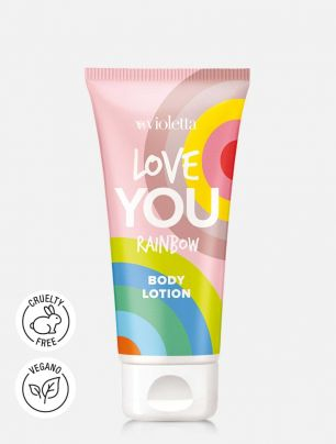 Body Lotion Love You Rainbow