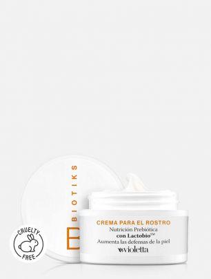 Crema de Rostro Nutritiva Biotiks