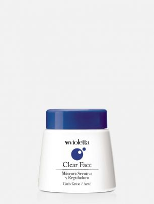 Clear Face Máscara Secativa Clear Face