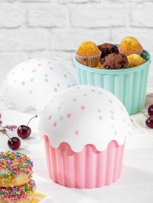 Contenedor Cupcake Star Cuisine