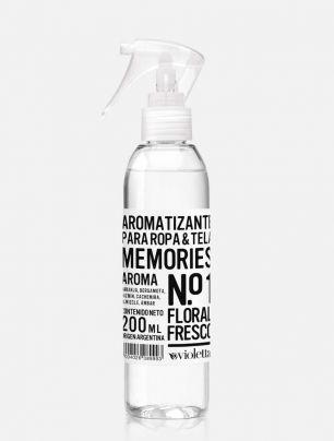 Aromatizante de Ropa Memories