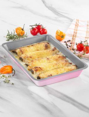 Asadera Rectangular Grande Star Cuisine Línea Bake
