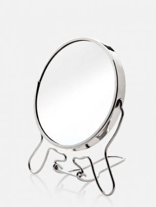 Espejo Specchio Doble Aumento 9,5 cm