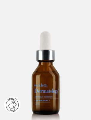 Suero Antiedad Hidratante Hyaluronic + Dermatology