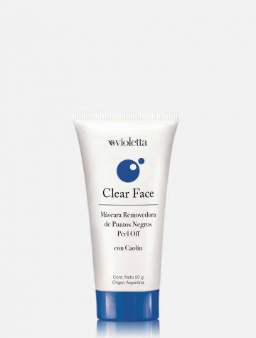 Máscara Removedora de Puntos Negros Peel Off Clear Face