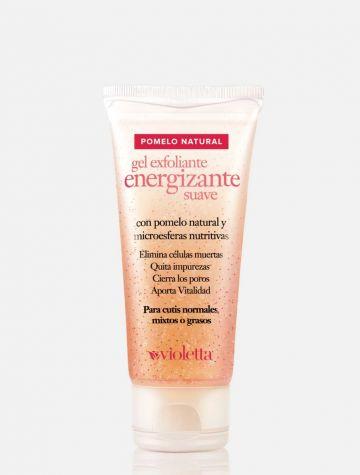Gel Exfoliante Energizante Suave Pomelo Natural