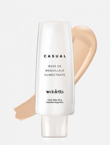 Base de Maquillaje Fluida Casual