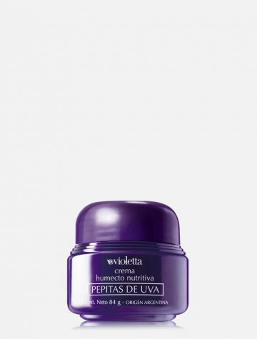 Crema de Rostro Humecto-Nutritiva Pepitas de Uva
