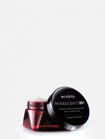 Crema Regeneradora Antiarrugas Renascent 35+