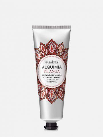 Crema de Manos Nutritiva Alquimia Pitanga