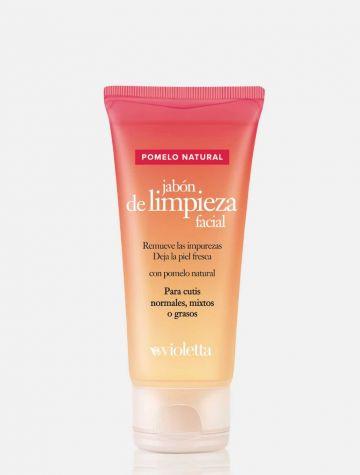 Jabón de Limpieza Facial Pomelo Natural