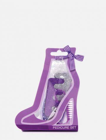 Set de Manicura x 6 Piezas Shoe