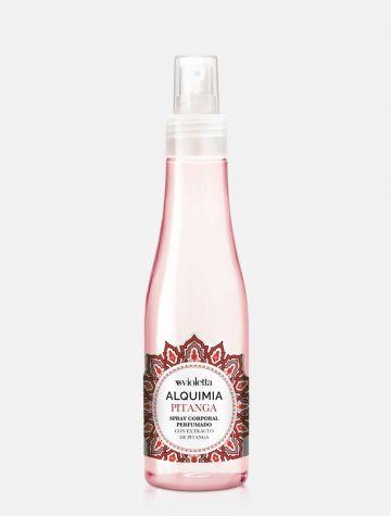 Spray Corporal Perfumado Alquimia Pitanga