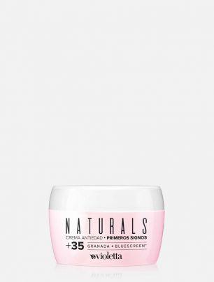 Crema Antiedad Primeros Signos Naturals +35