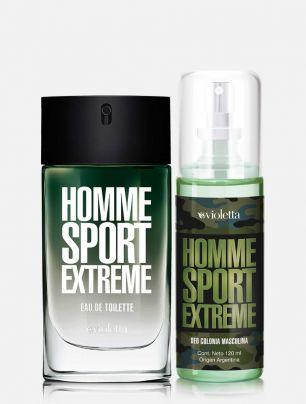 Set Homme Sport Extreme