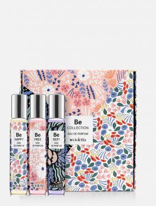 Kit Be Collection - Eau de Parfum Be x 3
