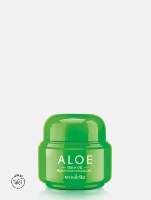 Crema Gel Hidratante Reparadora Aloe Vera