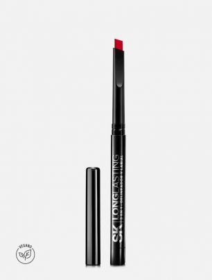 Delineador y Labial 2 en 1 Silk Kiss Long Lasting