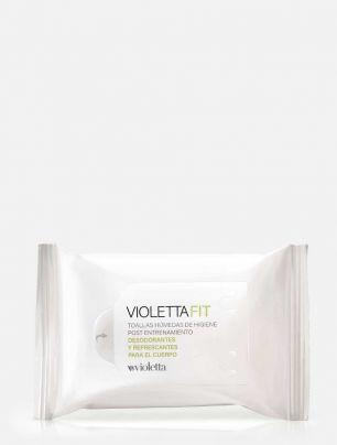 Toallas de Limpieza Post Entrenamiento Violetta Fit