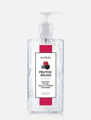 Alcohol en Gel Frutos Rojos 190g