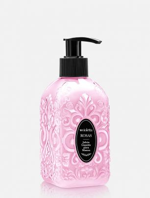 Jabón Líquido para Manos Rosas