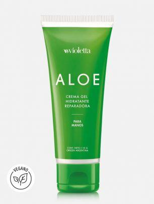 Crema de Manos Aloe Vera