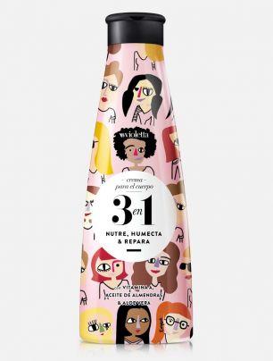 Crema para cuerpo 3 en 1 Edición Limitada Sofi Eugeni