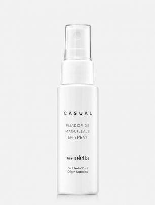 Fijador de Maquillaje en Spray Casual
