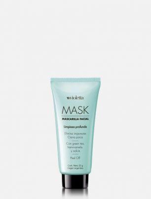 Mascarilla Facial Limpieza Profunda Peel Off
