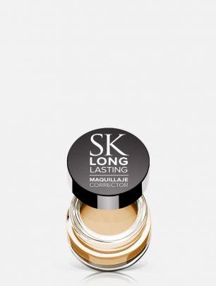 Maquillaje Corrector Silk Kiss Long Lasting