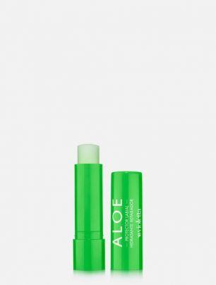 Protector Labial Hidratante Reparador Aloe Vera