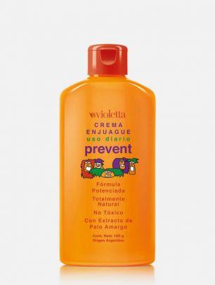 Crema de Enjuague con Extracto de Palo Amargo Prevent