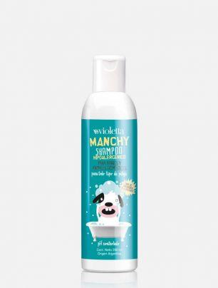 Shampoo Hipoalergenico para Perros y Animales domesticos Manchy