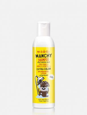 Shampoo para Perros y Animales Domesticos Extra Color Manchy