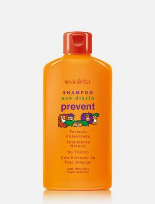 Shampoo con Extracto de Palo Amargo Prevent