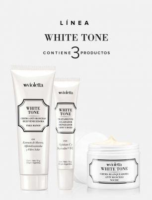 Línea Completa White Tone